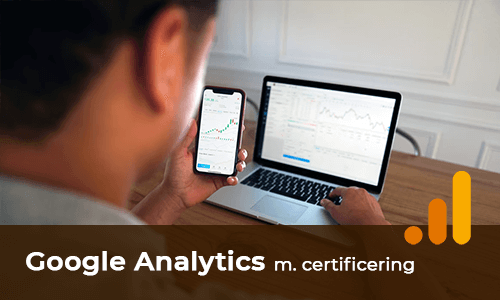 Google analytics Certificering kursus
