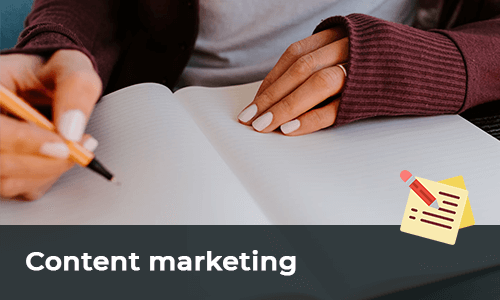 Content markeding kursus