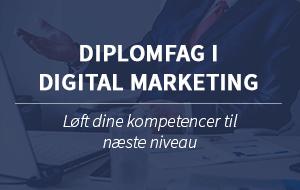 Diplomfag Digital marketing