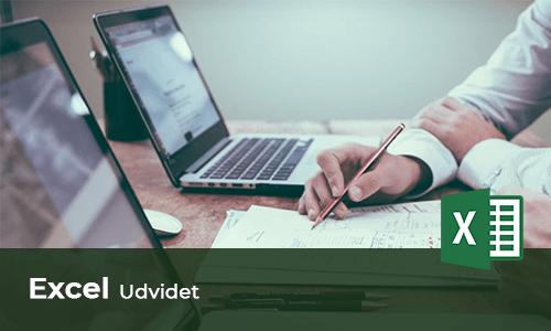Excel udvidet kursus