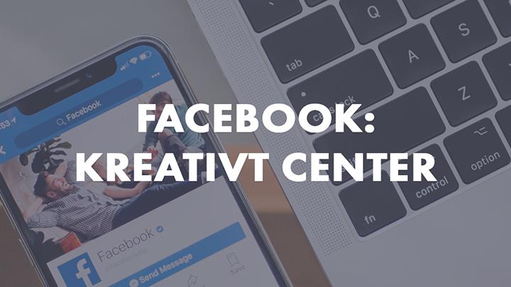 Facebook Kreativt Center