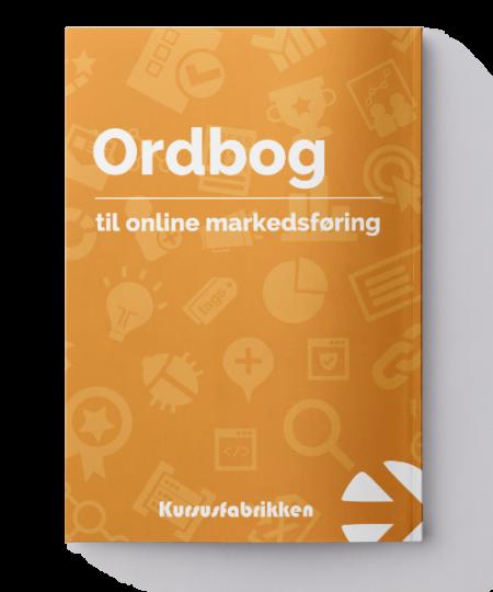 ordbog online markedsføring