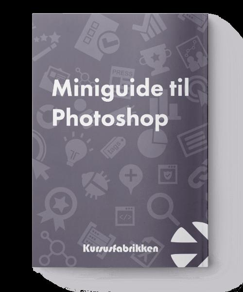 Photoshop miniguide