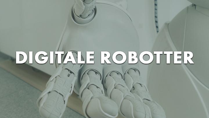 RPA og digitale robotter