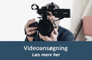 Videoansøgning