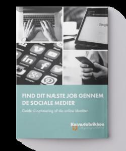 find job sociale medier