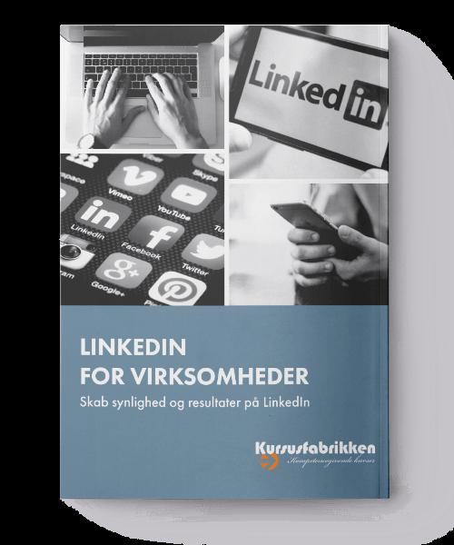 linkedin for virksomheder guide