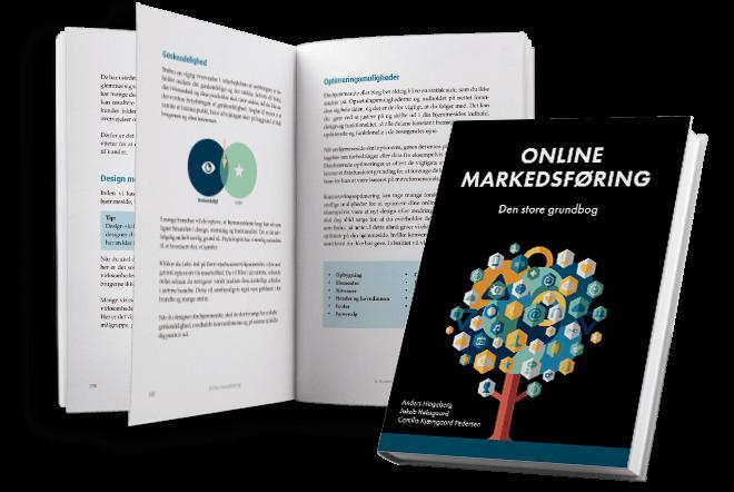 online markedsøfring den store grundbog