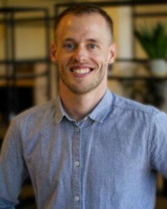 Mads Hansen underviser