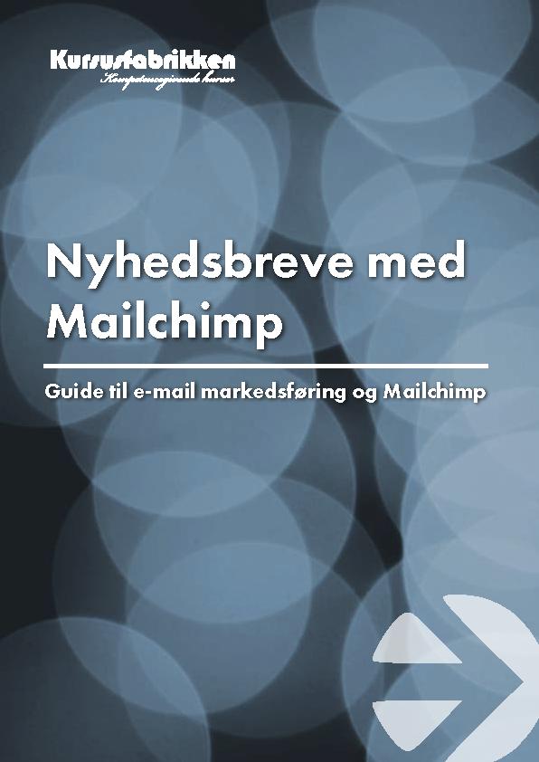 Nyhedsbreve med Mailchimp