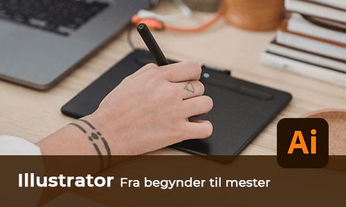 Illustrator - Fra Begynder til Mester