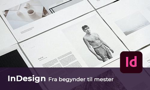 InDesign - Fra Begynder til Mester