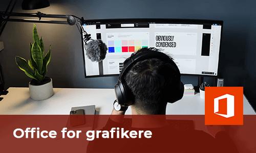 Office for grafikere
